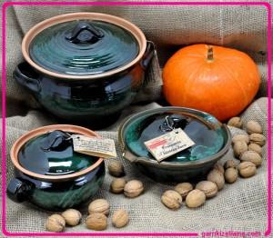naczynia gliniane do zapiekania, naczynia ceramiczne piekarnik, naczynia gliniane do pieczenia