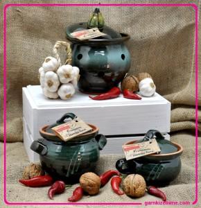 pojemniki z gliny, wyroby z gliny, wyroby z ceramiki