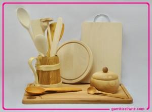 drewniane akcesoria kuchenne, polskie akcesoria kuchenne, przybory kuchenne polskie