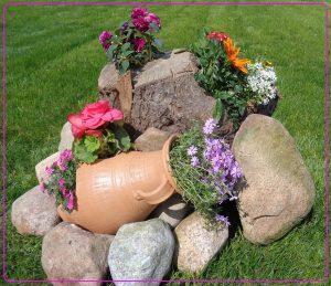 piękne donice ogrodowe, oryginalne donice ogrodowe, wyjątkowe donice odrodowe