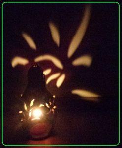 lampiony na taras, latarnie na taras, latarnie ażurki